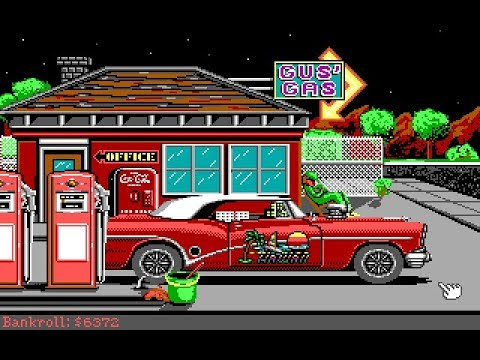 STREET ROD: Data Disk (PC/DOS) Add-on Cars, 1990, California Dreams