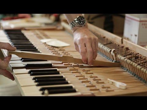 Worthington's Trondlin Piano