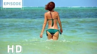 Africa, Zanzibar's Bwejuu stunning Beaches. Episode 129