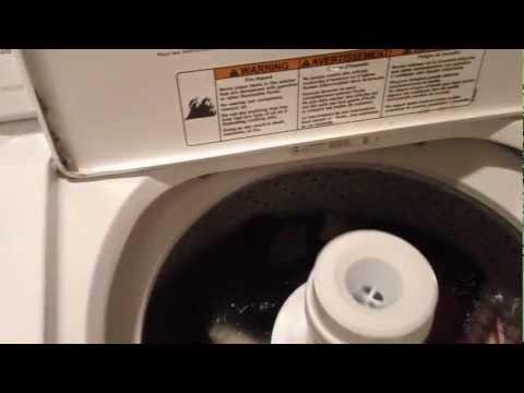 Whirlpool Washer:  Ulitimate Care II
