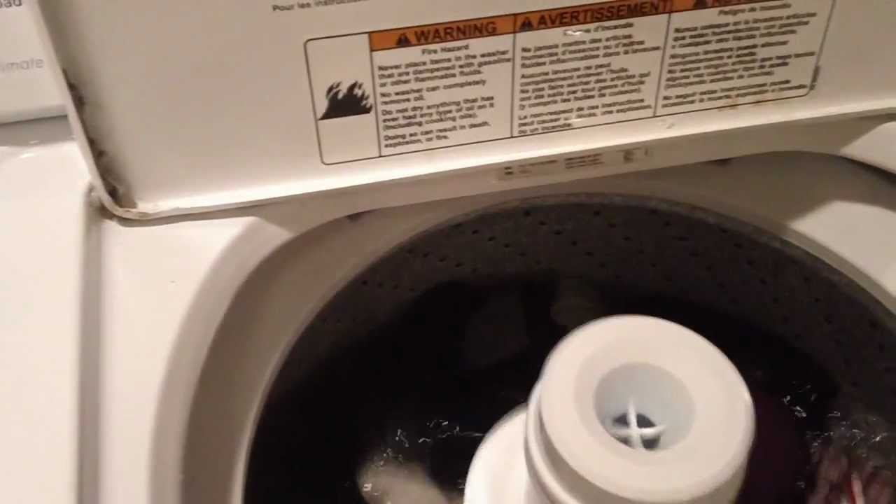Whirlpool Quiet Wash Plus