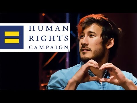 Markiplier's Human Rights Campaign Charity Livestream!!