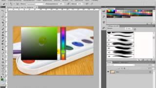 Обзор новых возможностей Photoshop CS5