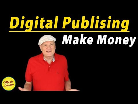Make money with digital publishing in 20 minutes a day?