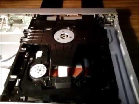 Limpiar la lente de una grabadora dvd funnycat tv - Reparar cristales rayados ...