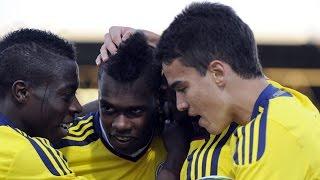 Francia 1 Colombia 3  - Torneo Esperanzas de Toulon (3/06/2013)