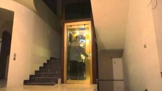 видео лифт коттеджный