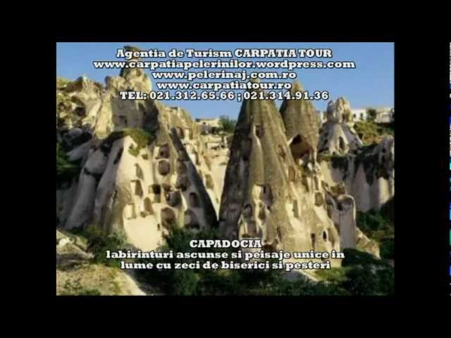 Pelerinaj Turcia -Capadocia - spot.mpg
