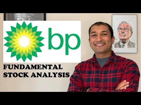 BP Fundamental Stock Analysis - Value Investing - Oil and Gas - Renewable Sustainable Energy Stock
