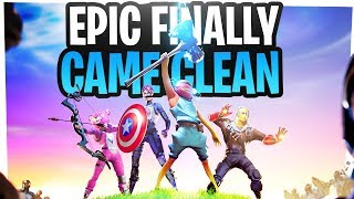 Epic Games Finally Came Clean... Siphon is GONE FOREVER and here's THE TRUTH... Fortnite Pubs