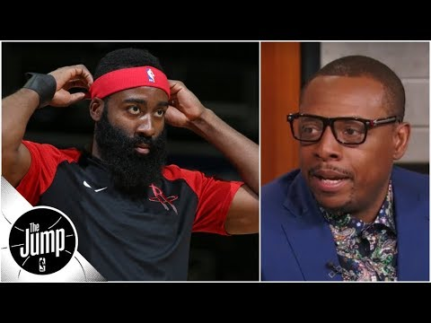 Paul Pierce: \'You don\'t have to worry about the Rockets right now\' | The Jump