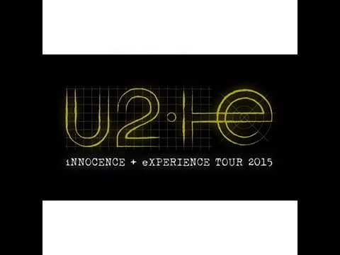 8 days. Countdown to iNNOCENCE   eXPERIENCE Tour 2015 #U2ieTour