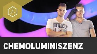 Chemolumineszenz – Das Experiment