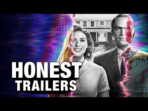 Honest Trailers | WandaVision