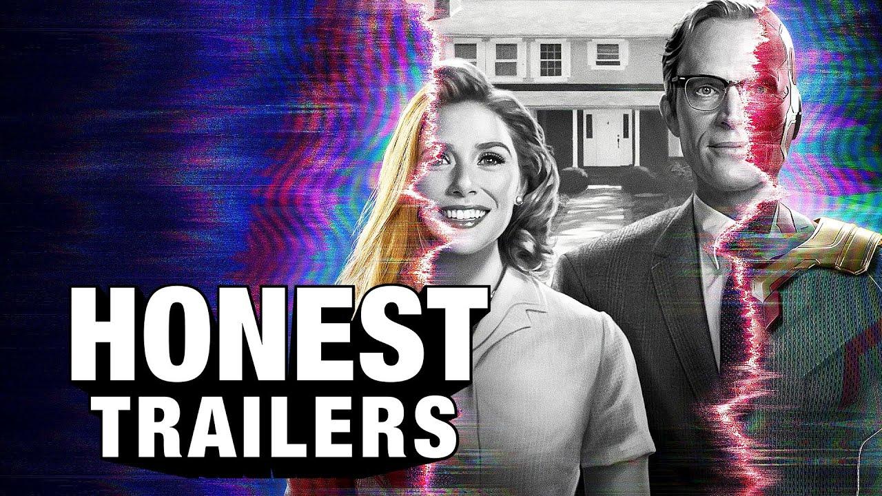 Download Honest Trailers   WandaVision