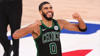 Celtics Win Game 7 Advance To Conference Finals! 2020 NBA Playoffs