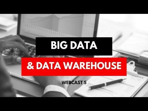 Webcast : Comment envisagez-vous le futur de votre Data Warehouse avec le Big Data ?