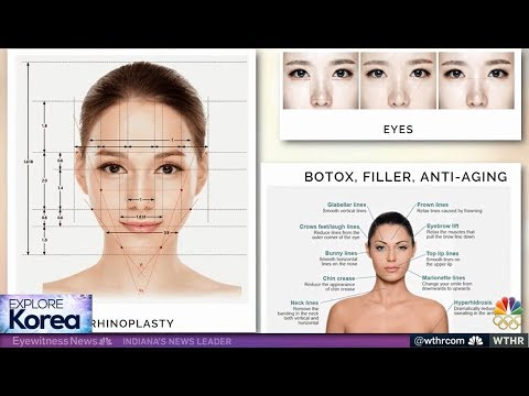 Korea Becoming a Global Center for Plastic Surgery | WTHR NBC News