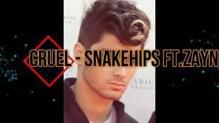 Baixar Cruel - Snakehips ft. Zayn(Lyricz Video)