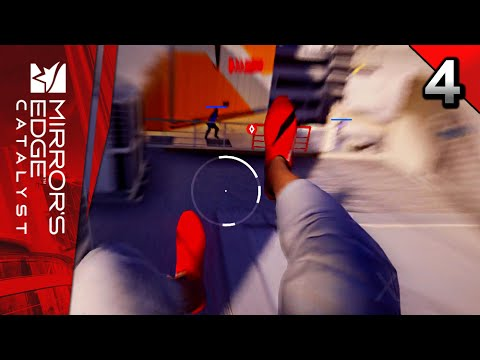 Mirror 39 s edge catalyst walkthrough gameplay part 4 for Mirror gameplay walkthrough