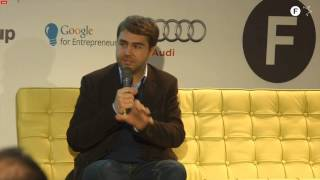 Frédéric Mazzella in Startup Europe summit in Berlin thumbnail