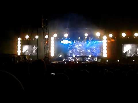 Metallica  Wherever I may Roam Download festival 2012 Donington
