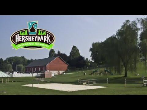 Hersheypark Camping Resort: Activities Video