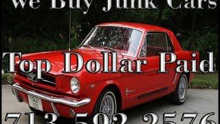 Sell My Junk Car Cash