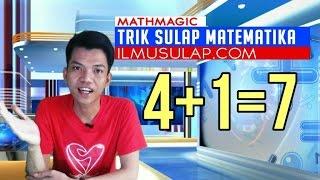 Trik Sulap Matematika Ajaib - Gratis Rahasia Penjelasannya