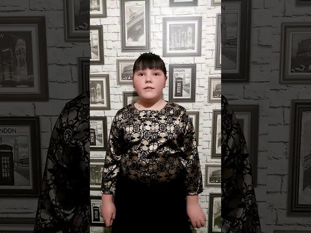 Изображение предпросмотра прочтения – АнастасияДнепровская читает произведение «Любить -это счастье» М.В.Тахисовой