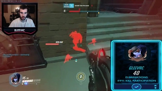 The Flanking Widowmaker ALWAYS Works | 68% accuracy