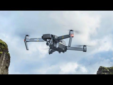 MON PREMIER VOL EN DRONE - DJI Mavic Pro
