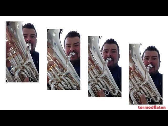 Tormod Flaten - Fascinating Rhythm - Euphonium