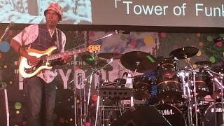 "TOWER OF FUNK ""THANK YOU ORNETTE"" - 20151030 TOKYO DESIGN WEEK"