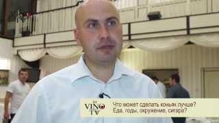 Иван Бачурин о том, что может сделать коньяк лучше