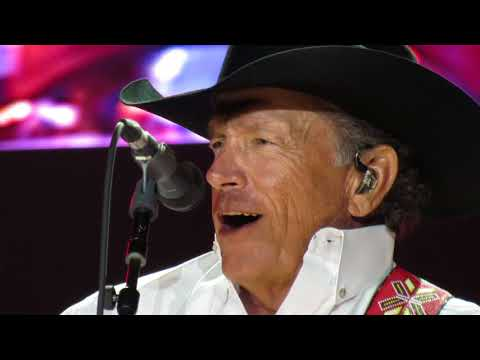 George Strait - Troubadour/2018/New Orleans, LA/Superdome
