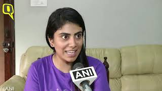 Ravindra Jadeja's Wife Wishes Team India Best of Luck For the Semis | The Quint