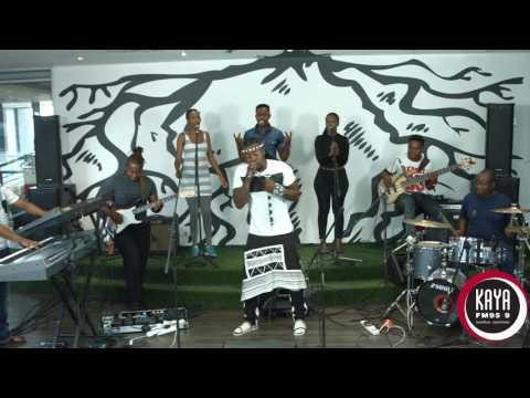 Ntando Performs Ndizinikela Kuwe Live and Unplugged on Kaya FM