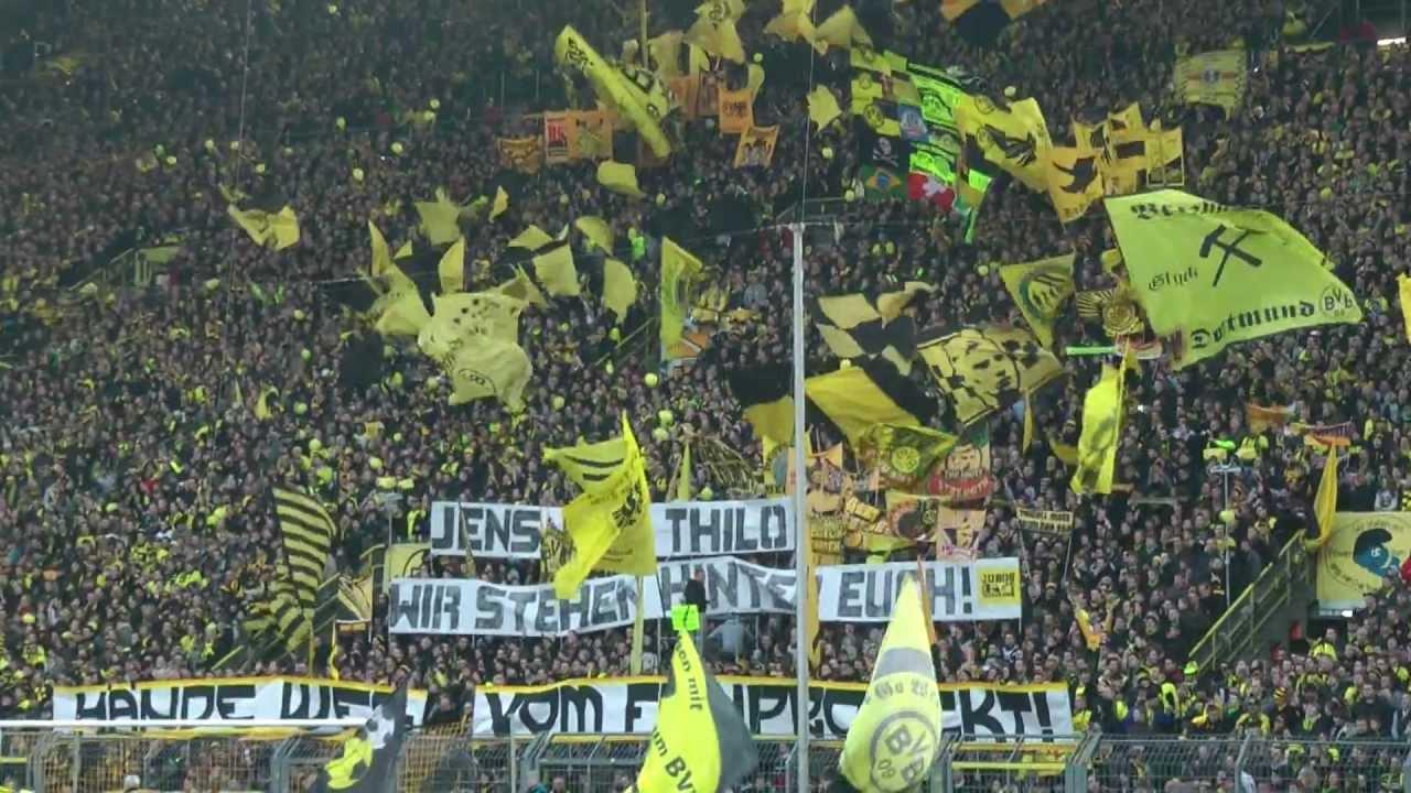 Keinen Bock auf Nazis!! - BVB - Hannover 3-1 Borussia Dortmund