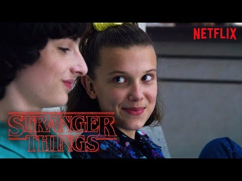 Eleven & Mike's Cutest Moments | Stranger Things | SPOILERS S3