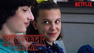 Download Eleven & Mike's Cutest Moments | Stranger Things | SPOILERS S3 Mp3 and Videos