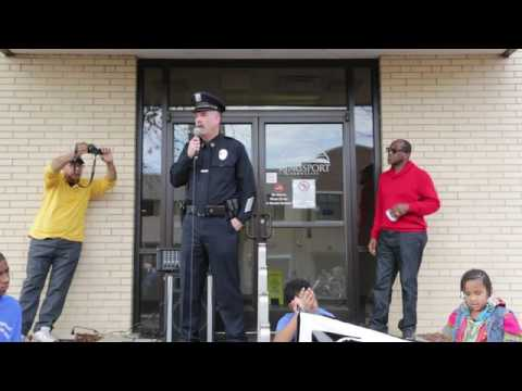 MLK Jr Day Celebration Speech - Kingsport Police Chief Dave Quillen #timesnewsvideos