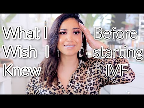 Things to Know Before Starting IVF