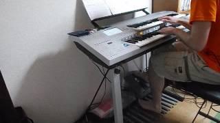 楽譜発売当日に即演奏してみました! 素敵な曲なので、もう少し優しい感じで弾ければ良かったかもしれないですね(笑)