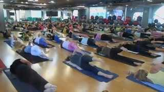 Floor Barre Pilates /Maria Papadopoulou, Gym Tonic