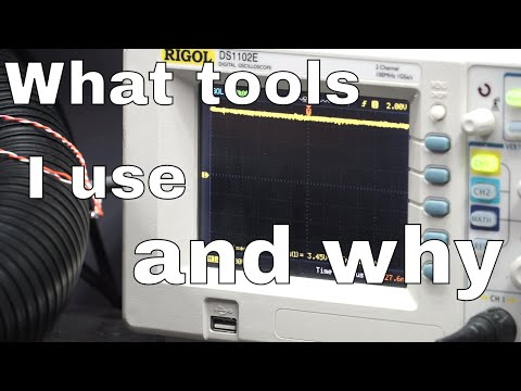 The Tools I Use And Why I Bought Them.