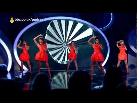 Girls Aloud - Something New - Children in Need 2012. (Official CiN song) HD.