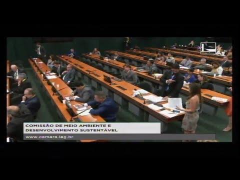 MEIO AMBIENTE E DESENVOLVIMENTO SUSTENTÁVEL - Reunião Deliberativa - 09/05/2018 - 10:41