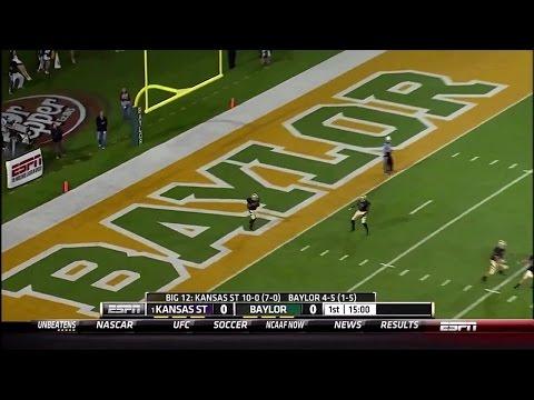 Kansas State Wildcats Vs Baylor Bears 11-17-2012