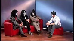"The Kiss Tribute Band - Interview ""Live On Air"" At Rhein-Main TV"